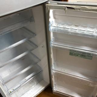 無料 冷蔵庫 土日で取りに来れる方