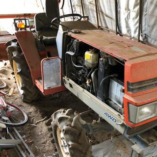 農機、建機、トラックの高価買取!