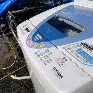 ¥3000  AW-701HVP 東芝洗濯機 7kg - 家電