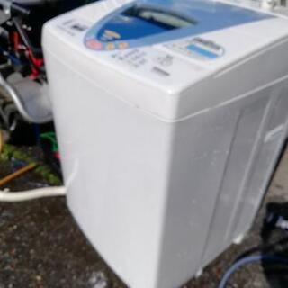 ¥3000  AW-701HVP 東芝洗濯機 7kg - 裾野市