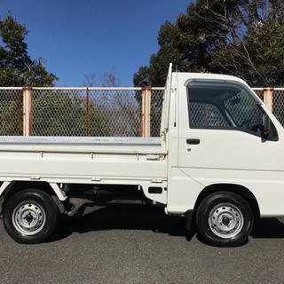 平成11年 サンバートラック 2WD 5F AC 走行11.4万キロ 車検対応可 - 横須賀市