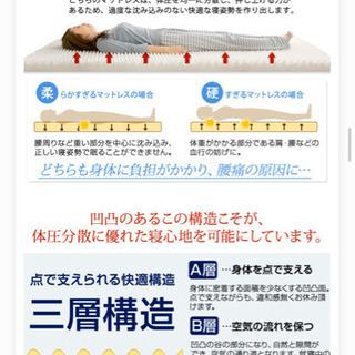 3/16までシングルマットレス 高反発10cm タンスのゲン - 渋谷区