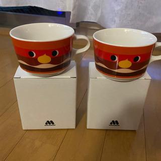 モスバーガースープカップ 非売品 未使用品