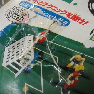 サッカー盤 Jr.リーグ ジュニアリーグ サッカーゲーム テーブルゲーム ボードゲーム おもちゃ - 売ります・あげます