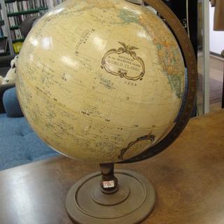 リプルーグル地球儀 30cm DIAMETER GLOBE WO...