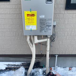 給湯器の交換、修理