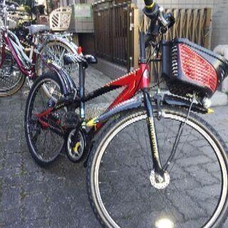 子供用自転車24インチブリヂストンクロスファイヤージュニア変速7段