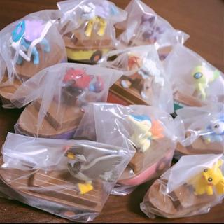 【新品未使用】ポケモン おもちゃ全種