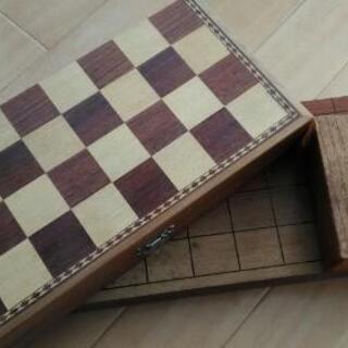 将棋 チェスのセットで