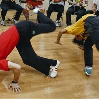 3月から、富里市でカポエイラ練習会が始まります!初心者歓迎です!