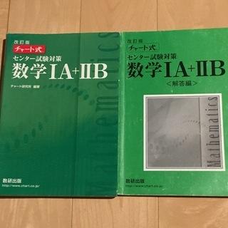 センター試験対策数学IA+IIB
