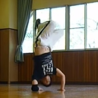 ブレイクダンス 練習仲間の募集