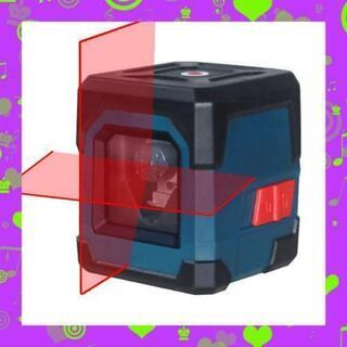 LV1 クロスラインレーザー 2ライン レッド レーザー墨出し器...