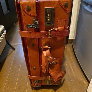 3/16まで スーツケース レザー - その他