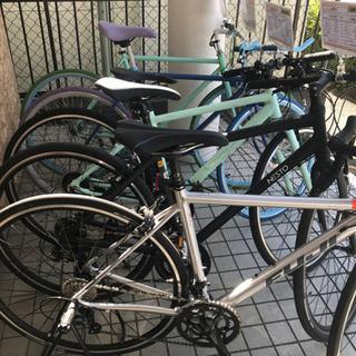 個人向け時間貸しレンタサイクル 自転車レンタル