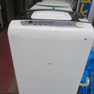 三菱洗濯機6.2キロ 2008年製 MAW-62Y 夜8時半まで...