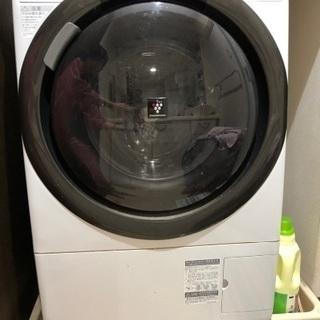ドラム式洗濯機 2014年製
