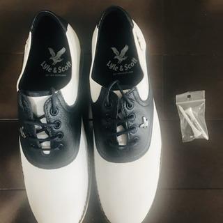 Lyle & Scott 革靴