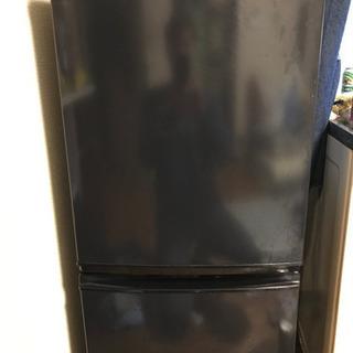 シャープ冷蔵庫 SJ-14R-B 2009年製