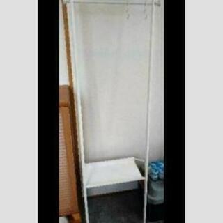 ◆立て掛けラダーラック◆お店等の入口やご自宅の壁に◆おまけ付◆