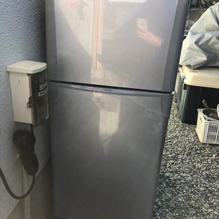 【中古】TOSHIBA 冷凍冷蔵庫 120L