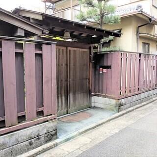 ■左京区聖護院西町 ■南向き5DK+S戸建て! ■堀こたつ・床暖...