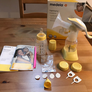 メデラ 手動搾乳機