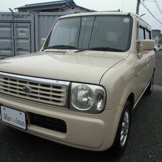 ラパン 車検2年8月 乗り出し18万円 諸費用 消費税 リサイク...