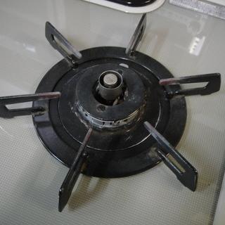 2007年製 ハーマン ガステーブル プロパンガス用 LW224IAR LPガス ガスコンロ  − 北海道