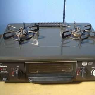 パロマ ガステーブル IC-330SB-1R LPガス用『良品中...