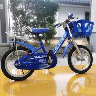 子供用自転車 14インチ ブリジストン 補助輪/説明書/品質保証書付き