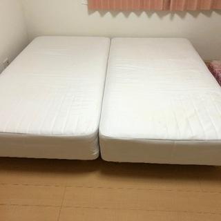 ベッド2個