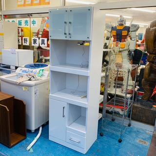 🌸新生活応援🌸白のスリムな食器棚