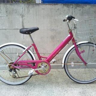 子供用 自転車 22インチ 女の子