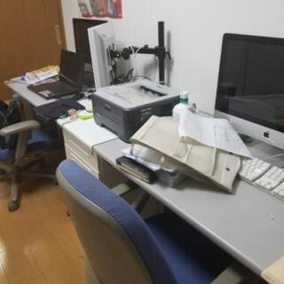 事務用の机(全部)