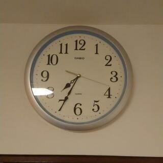 壁掛け  電池式時計