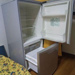冷蔵庫135L - 家電
