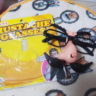 パーティーグッズ♪鼻眼鏡★(*´꒳`*)