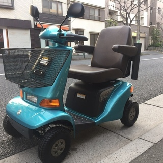 シニアカー回収神奈川県内セニアカー買取お伺いします練馬発