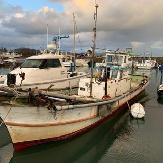 現役漁船無料で譲ります❗️