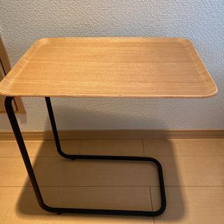 無印サイドテーブル