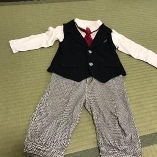 男児 スーツ90