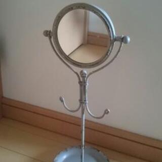 アンティーク 鏡 アクセサリー