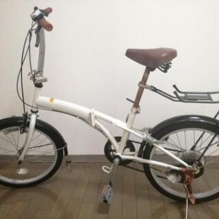 自転車 折り畳み