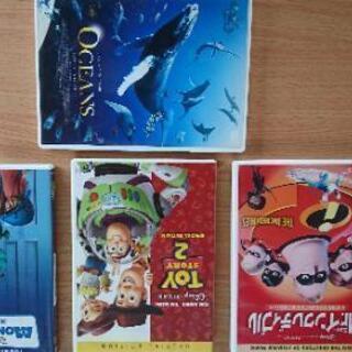 DVD 100円