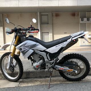 WR-250R売ります