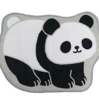 パンダのマット(トイレや玄関)