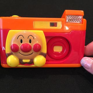 アンパンマン カメラおもちゃ