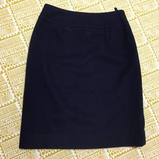 M'S GRACYアンゴラ混スカート