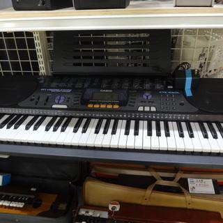 カシオ 電子キーボード CTK-660L【モノ市場 東海店】